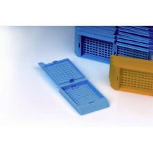 Cassettes de traitement / inclusion de biopsie (EM 101)