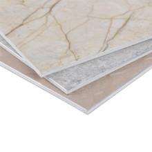 Panel compuesto de aluminio de mármol moderno