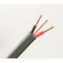 China manufacturer of pvc cable electric wires flat cables
