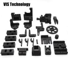 Piezas de plástico de inyección de abs de mecanizado CNC personalizado OEM