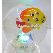 Hi Bounce Ball (peces flotando en el interior)