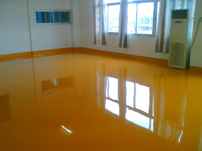 Environmentally Friendly Odorless Epoxy Floor Paint