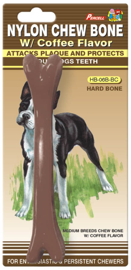 Soft Chew Bone Coffee Scent Medium