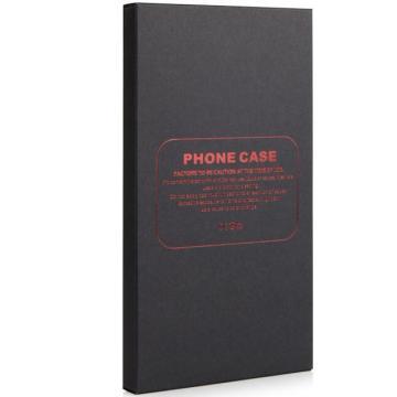 Hot Stamping Brown Kraft Paper Mobile Phone Case