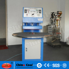 Professional automatic plastic card blister packaging machine