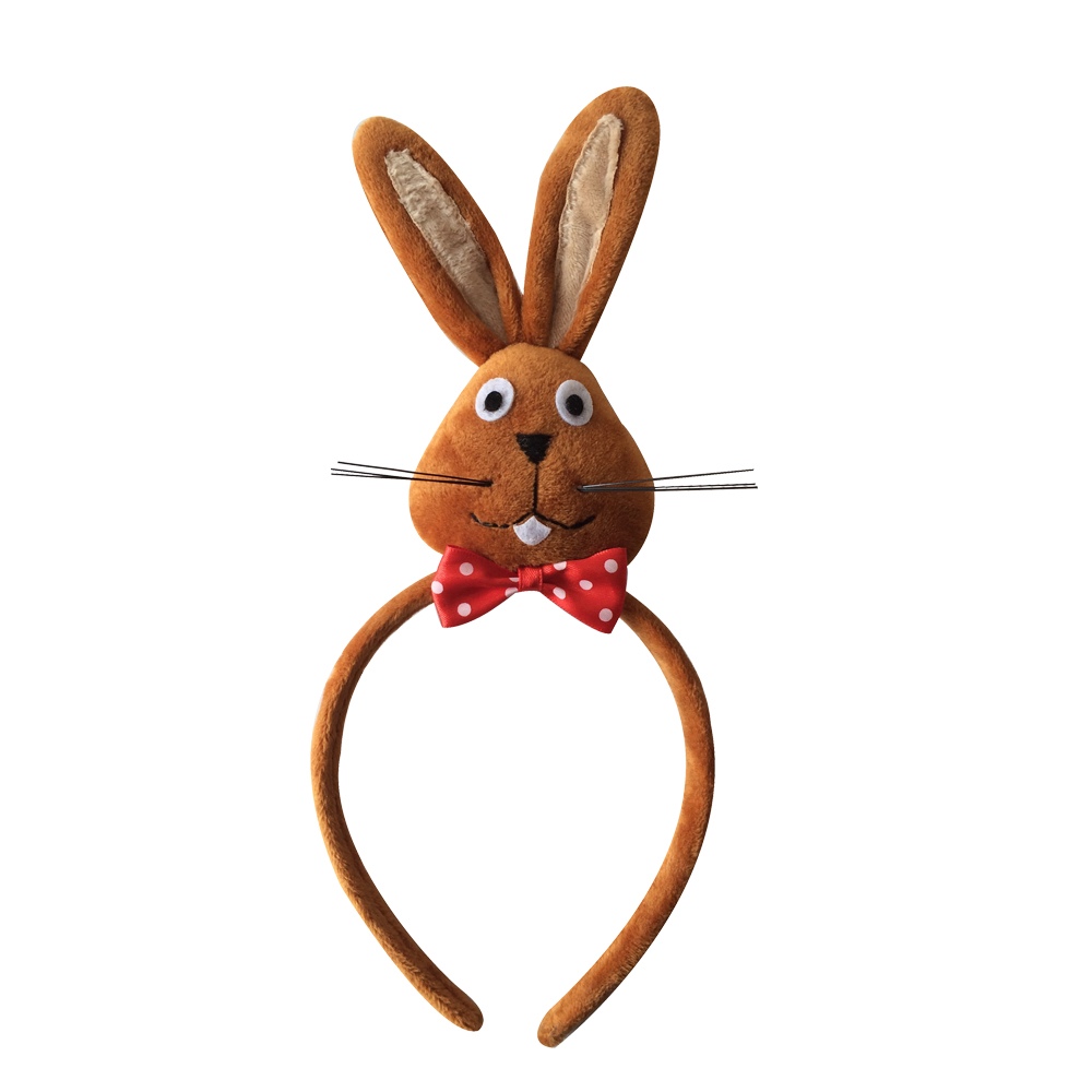 Cute Easter Rabbit Headband