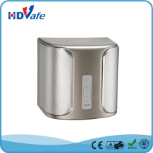 HEPA Quick-drying Silver Polished Household Hand Dryers