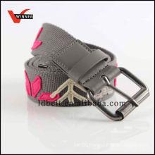 Customized durable fabric belt loop