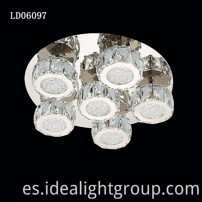 fashion crystal lamp