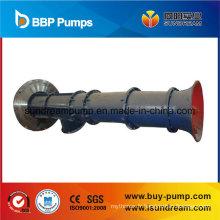 Pompe à débit axial vertical