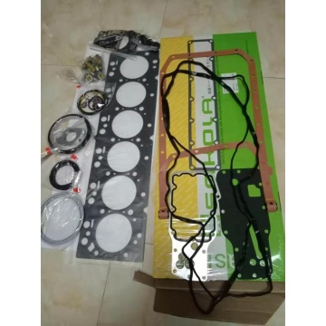 excavator parts full gasket kit 4955230 for PC200-8