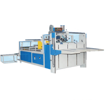 Manual Carton Box Semi-Automatic Folder Gluer Machine high speed factory