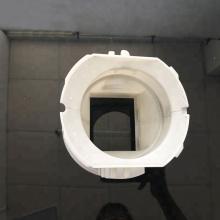 Custom design plastic enclosure box prototype 3d printing