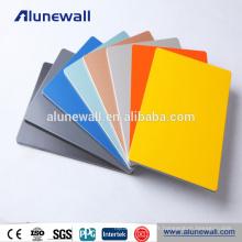 Panneau composite en aluminium extérieur de matériel extérieur de publicité ACP pour le bâtiment de revêtement de mur