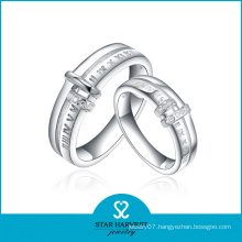 Top Quality Silver Jewelry Engagement Wedding Ring (SH-R0216)
