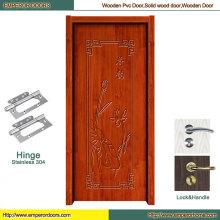 Slid Wooden Door Model Puerta de madera que pivota la puerta de madera