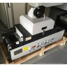 Séchage Machine avec ceinture de téflon de UV portable