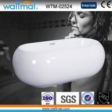 Baignoire de baignoire de trempage autonome de bonne qualité (WTM-02524)