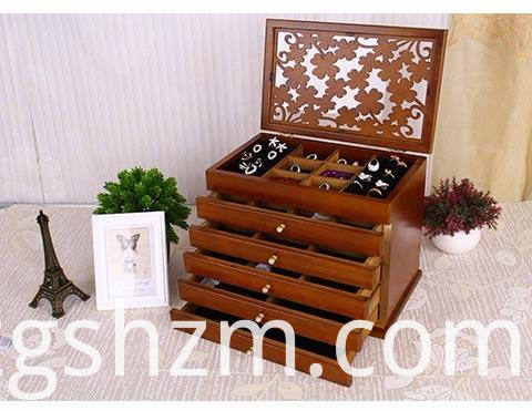 High-grade jewelry box