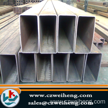 rectangular hollow section pipes steel square tube