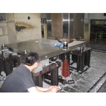 servicio de mecanizado de placas de aluminio