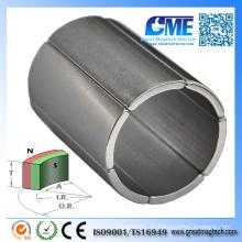 Hochwertige N45h NdFeB Arc Magnetic
