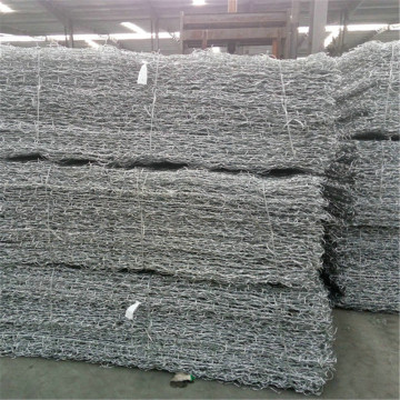 Hot Dip Käfige Rock Gabion Baskets Wire Mesh