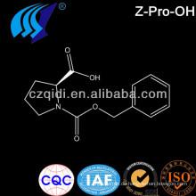 Fabrikpreis für Z-Pro-OH / N-Benzyloxycarbonyl-L-prolin cas1148-11-4 C13H15NO4