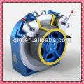 Low rpm high torque gearless elevator motor