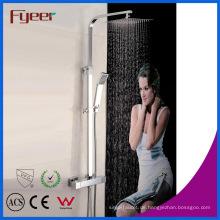 Fyeer New Temperaturregelung Badezimmer Regendusche Thermostat Set