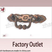 Factory Direct Sale Zinc Alloy Big Pull Archaize Handle (ZH-1337)