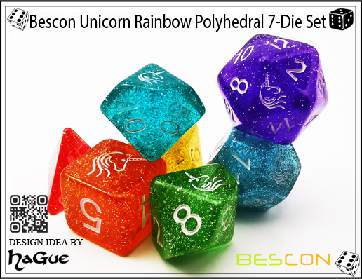 Unicorn Rainbow-1#