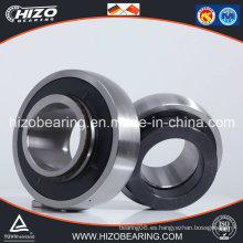 Rodamiento de bolitas de inserción de precisión por tamaño Uct201 / 202/203/204/205/206/207/208/209