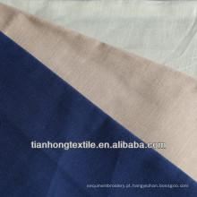 100% algodão Slub morrendo de tecido
