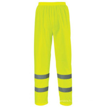 Vêtements de sécurité réfléchissants haute visibilité