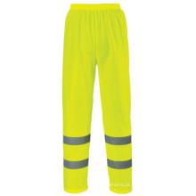 Vestuário de segurança reflexivo de alta visibilidade