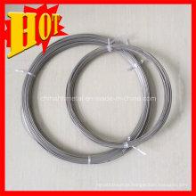 Fio Polised do Gr3 Titanium na forma da bobina