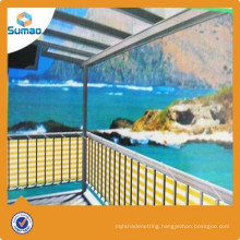 Chinese factory manufacturer nylon mesh balcony safety protection net
