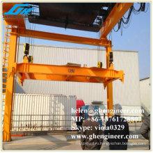 Разбрасыватель электрических контейнеров для подъема контейнеров 20 и 40 футов