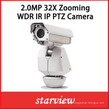 2.0MP 32X Zooming WDR IR Network IP PTZ Camera