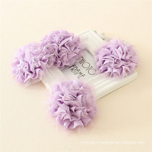 New hair accoressries christmas four flowers hair clips fancy elephant hair clips accessories for girls