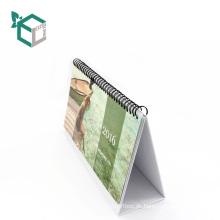 Kundengebundener grauer Brett-Druckgroßverkauf heißer verkaufender populärer Kalender
