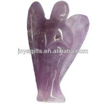 """Mão esculpida 2 """"gemstone anjo pingentes de anjo de pedra preciosa"""