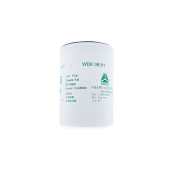 VG1540080310 WK940 / 20 Howo Fuel Filter Faw