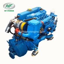 HF-498Ti Moteur diesel marin 4 cylindres de 120hp
