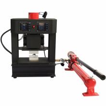 HP3809-R 20 Ton Hydraulic Rosin Dab Press Chanvre Huile Extracteur Machine