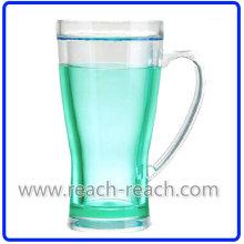 400ml Frosty/Frozen Beer Ice Mug (R-7027)