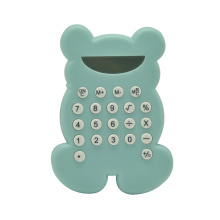 Calculatrice en forme d'animal mignon de 8 chiffres