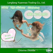 Safety High Efficiency Swimming Pool Disinfectant with Chlorine Dioxide Tablet