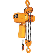 3Ton Good Quality Chinese Style Single Beam Chain Hoist For Workshop